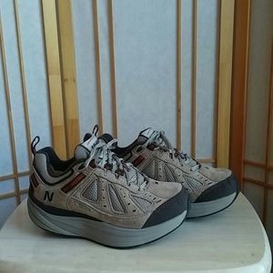 New Balance 1645 Suede Rock&Tone Sneakers! 9 1/2